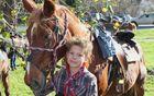 Ljubezen do konjev se začne v mladosti in traja vse življenje.