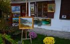 Med srečanjem smo bivali v čudovitem poljskem mestecu z imenom Kazimierz Dolny. V mestu se vsako leto  srečujejo umetniki in tam ustvarjajo in razstavljajo. Skoraj na vsakem koraku naletiš na galerijo.