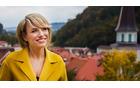 Romana Krajnčan je videospot za novo skladbo posnela v domačem Tržiču (foto David Bole)