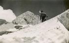Smučarska tekma na Mangartu