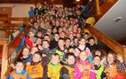 Skupinska v hotelu Alpina