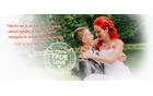 Romano & Marka smo lani poročili na Sanjski ona-on.com poroki!