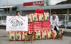 Trebanjsko društvo Animal Angels je z veseljem sprejelo donacijo