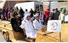 Nekaj foto utrinkov z karnevala na Vranskem