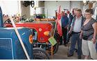 Z ogleda muzeja traktorjev