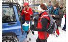 Tretji zimski pohod na Čičer. Foto: Simon Prinčič