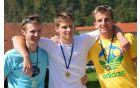 Kategorija moških do 30 let je bila najmočnejša: 1. Blaž Lešnjak, 2. Andrej Malavašič, 3. Simon Rejc