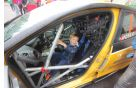 dirkalni avto na osnovi Renault clio