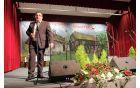 Zahvalni in vzpodbudni nagovor vojniškega župana Branka Petreta
