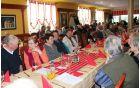Udeleženci občnega zbora