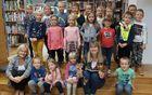 Prvošolci na obisku v Občinski knjižnici Polzela