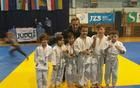 U8 s trenerjem Davidom Volčičem