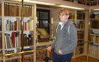 v knjižnici Frančiškanskega samostana
