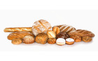 Nekaj izdelkov iz nove linije Mlinotestove pekarne