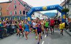 Start teka na 3,3 km