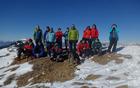 Del udeležencev na vrhu