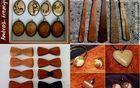 Unikatna lesena izdelki AMBROŽ KREACIJE