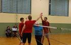 Badminton turnir, foto Simon Štebe