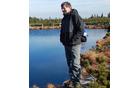 Metod Pinter na Lovrenških jezerih