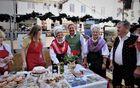 Beljaški župan je obiskalstojnico Turističnega društva Mengeš