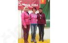 Saška Nerat – 1. mesto – in Ivanka Mestek – 3. mesto, veteranke 40–50 let