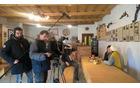 Na Malem Kalu sta televizijce gostila Marjan in Dragica Barbo.