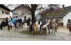 Martinov blagoslov konj v Štatenberku