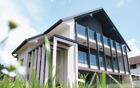 Potem: Sodobna arhitekturna preobrazba z uporabo naravnih materialov.