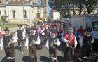 Godbeniki smo bili pred prvo parado dobro razpoloženi