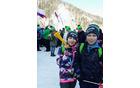 Matic in Alja – nadobudna smučarska skakalca