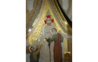 Mozaik v cerkvi v Vrhpolju