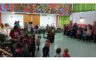 otroci na ogledu Velike razstave TOD Stranice