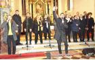 KONCERT BEE GEESUSU V CERKVI SV. LENARTA
