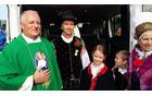 Ob slovesu iz Marije Bistrice z dotedanjim rektorjem Zlatkom Korenom