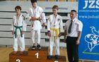 Judoisti na zadnji tekmi v šolskem letu osvojili 9 kolajn