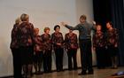 Pevski zbor Utrinek