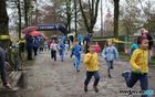 Otroški tek na 3. teku Občine Mengeš, 5. novembra 2016, v Športnem parku Mengeš