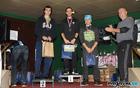 V kategoriji od 30 do 40 leta je na 10 km trasi 3. teka Občine Mengeš zmagal Dino Grbić, drugi je bil Boštjan Jenčič, tretja pa Klemen Polajnar