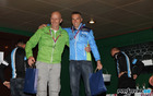 V kategoriji od 50 do 60 leta je na 10 km trasi 3. teka Občine Mengeš zmagal Jože Marolt, drugi je bil Gorazd Milavec, tretji pa Uroš Gorjup