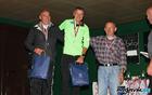 V kategoriji od 50 do 60 leta je na 10 km trasi 3. teka Občine Mengeš zmagal Matjaž Vrhunc, drugi je bil Martin Kemperle, tretji pa Andrej Jesenko
