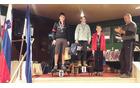 V kategoriji od 20 do 40 leta je na 5 km trasi 3. teka Občine Mengeš zmagal Tim Cerar, drugi je bil Tilen Jagodič, tretji pa Jakob Drolc