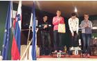 V kategoriji od 30 do 40 leta je na 10 km trasi 3. teka Občine Mengeš zmagala Maja Matić, druga je bila Teja Kralj, tretja pa Renata Kosec
