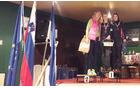 V kategoriji od 40 do 50 leta je na 10 km trasi 3. teka Občine Mengeš zmagala Saša Jeretina, druga je bila Katja Ahačič, tretja pa Katarina Praznik