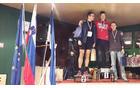 V kategoriji od 40 do 60 leta je na 5 km trasi 3. teka Občine Mengeš zmagal Gregor Osolnik, drugi je bil Marko Gregorc, tretji pa Sašo Škrbinc