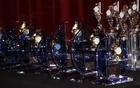 Pripravljena priznanja za najboljše v sezoni 2016
