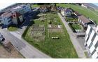 Skupnostni urbani vrt v Brežicah. Vir: Društvo Regrat