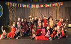 Plesna točka nomadsko-pastirskega plemena Masaji