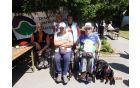 """igralci"" iz društva paraplegikov"