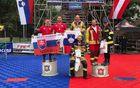 Team Slovenia 1. mesto