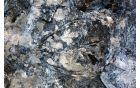 upine fosilnih školjk so dokaz, da je apnenec Trnovskega gozda nastal v morju.